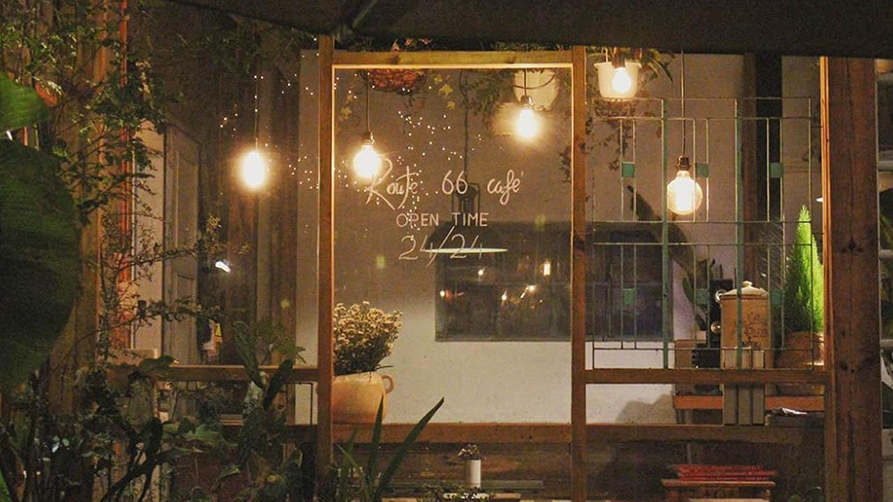 Cafe-shop-Route-66-Dalat