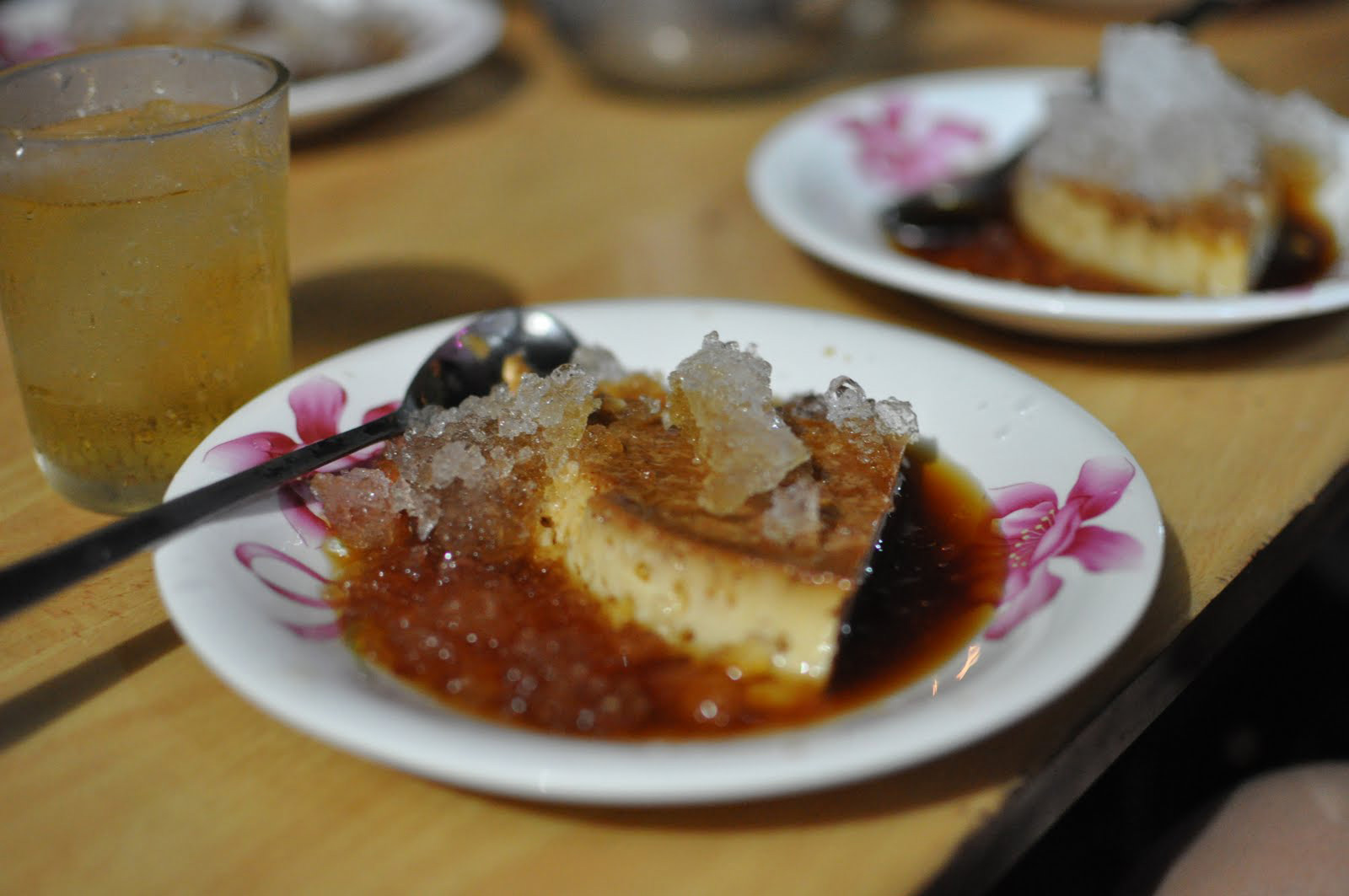 caramel-pudding-of-flan