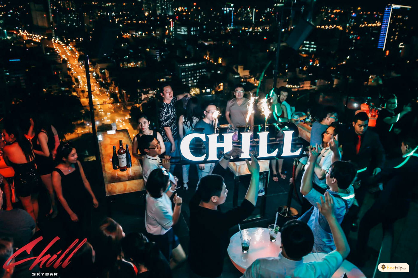 Exciting Nightlife in Ho Chi Minh City
