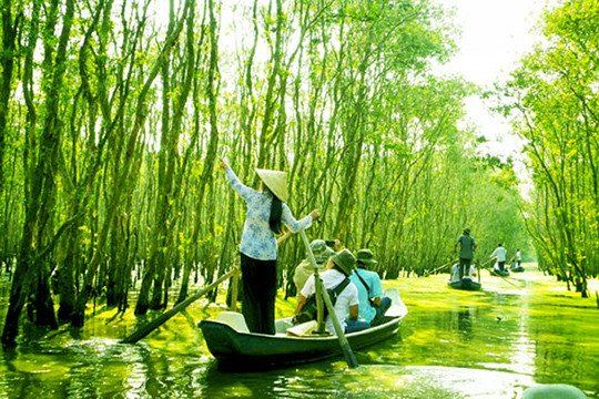 Where to go in Mekong Delta?